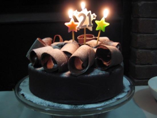 Поздравления с днем рождения сына 21 летием