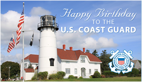Image result for happy birthday us coast guard