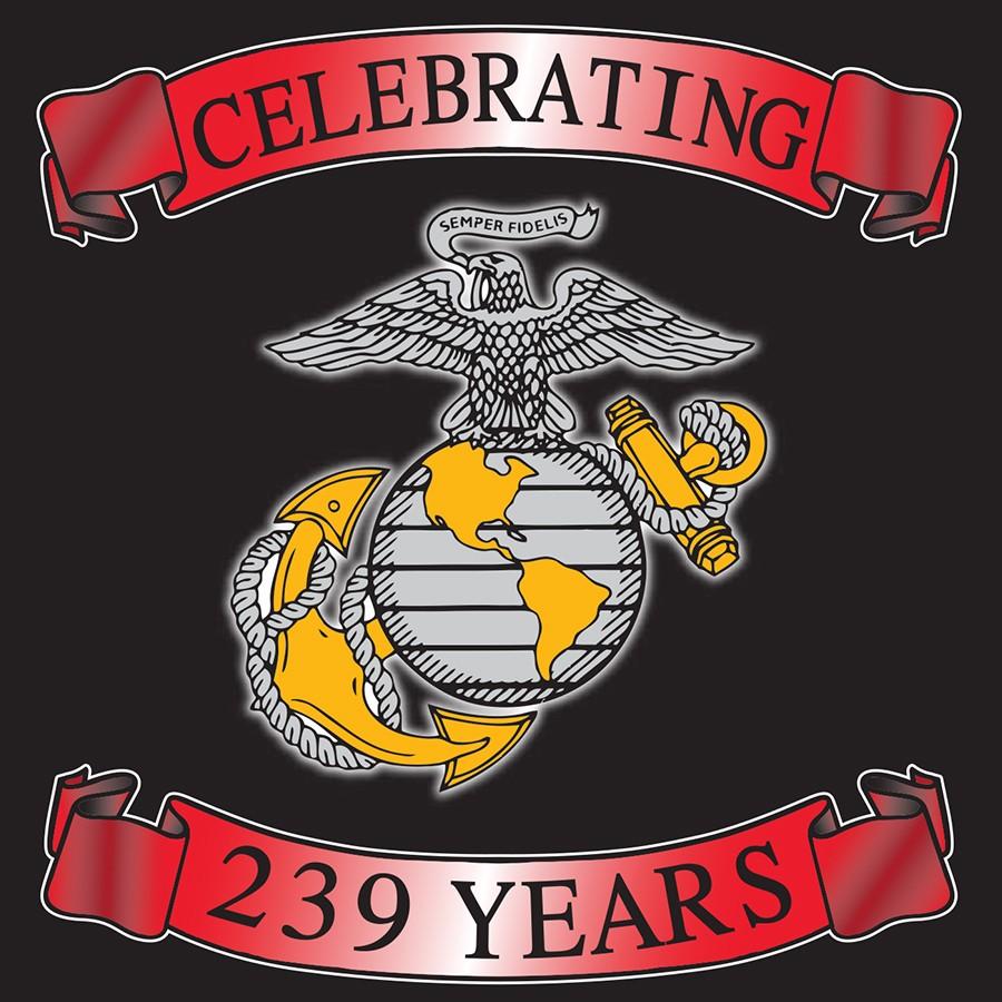 Happy 239th Birthday, Marines!!